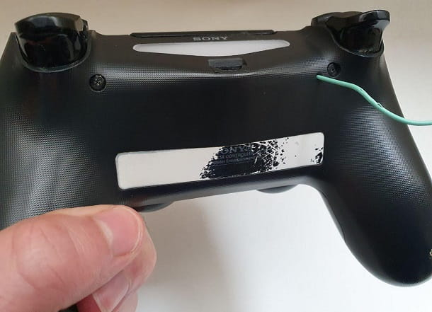 Hard Reset Controller PS4