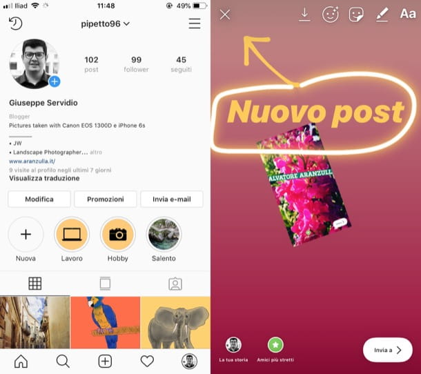 Come aumentare i like su Instagram gratis
