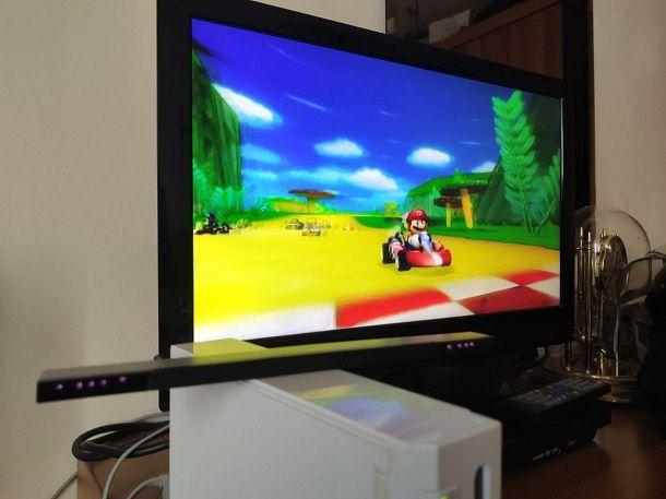 Mario Kart Wii TV