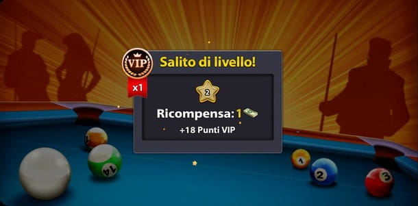 Monete 8 Ball Pool