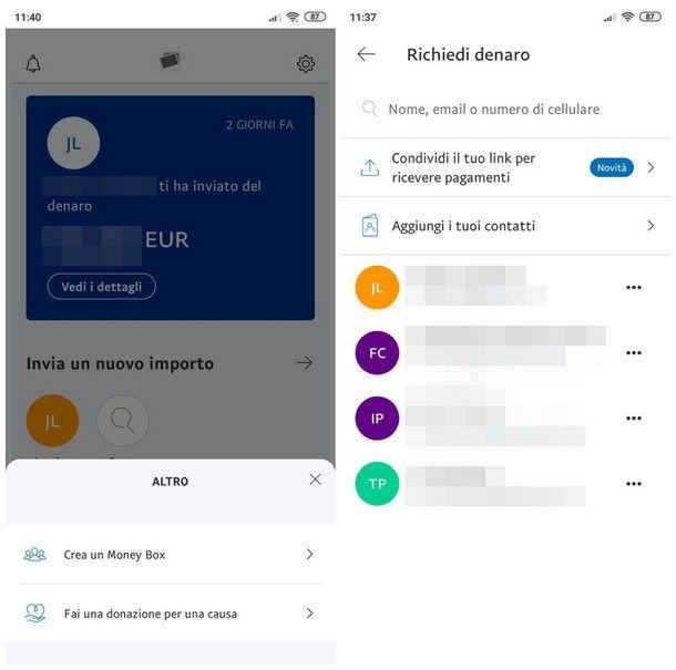Come farsi pagare online con PayPal