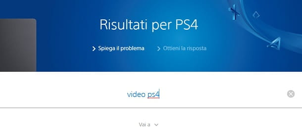 Supporto Sony PS4