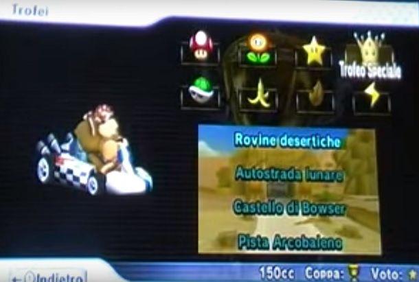 Trofei Mario Kart Wii