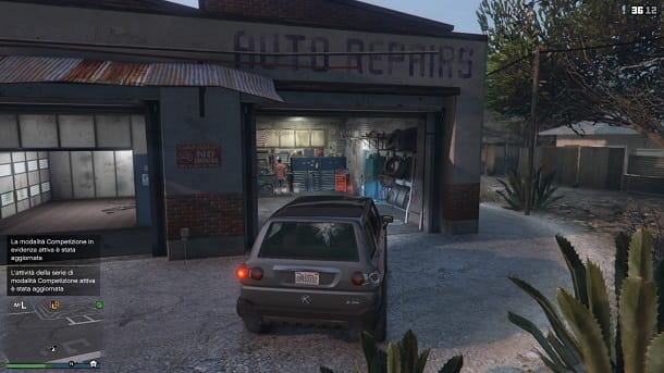 Vendere Auto GTA Online