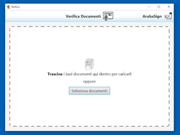 Come convertire un file XML p7m in PDF