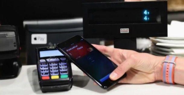 Pagare con Google Pay nei negozi