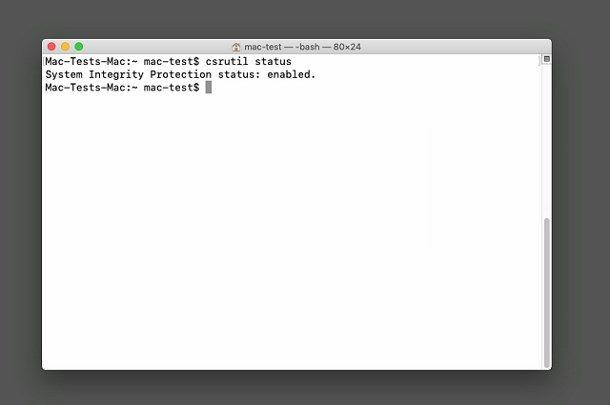 Come cancellare l'applicazione Foto da Mac