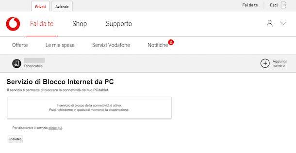 Vodafone Fai da te