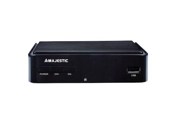 Majestic DEC-664HD