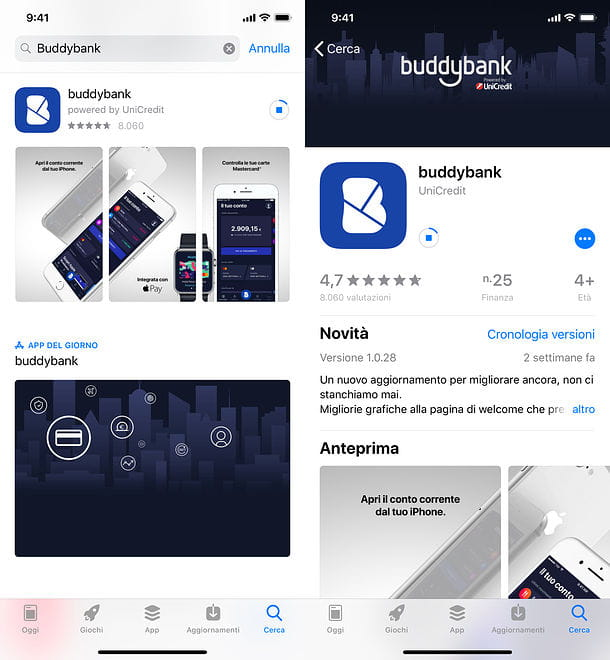 Download app buddybank