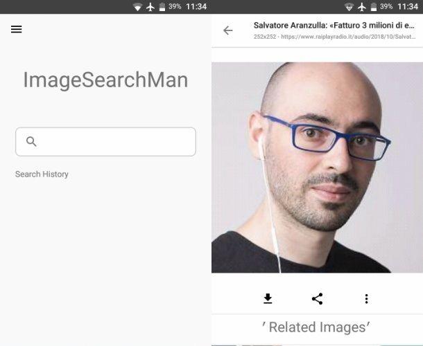 image search scaricare immagini