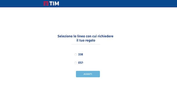 Linea TIM Party