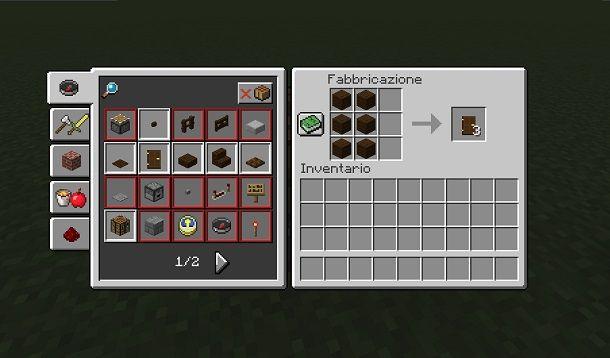 porta minecraft
