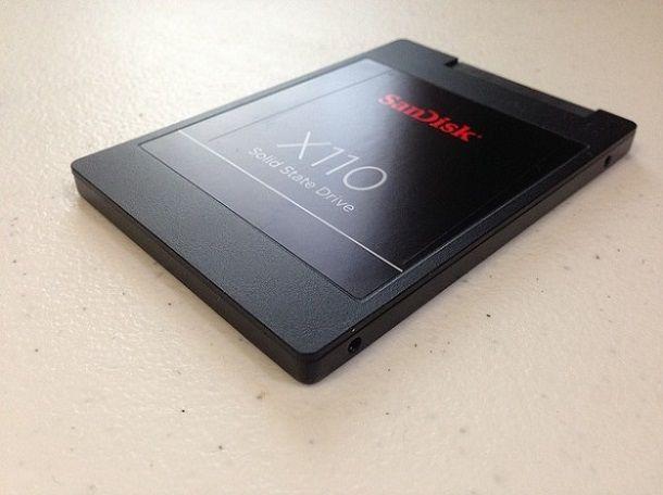 Come formattare SSD - Informazioni preliminari