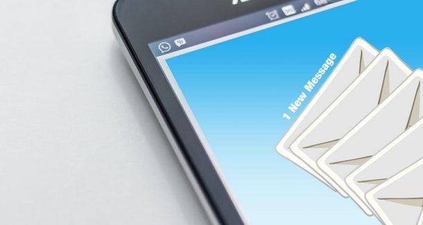 Come capire se un'email è un virus - controllare testo