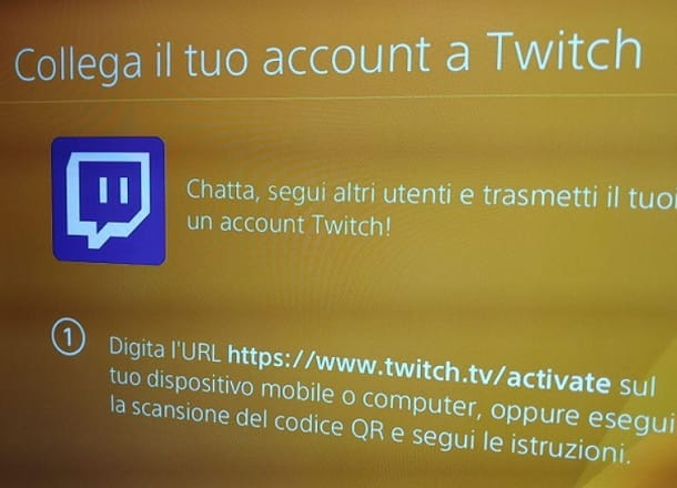 Twitch Live PS4