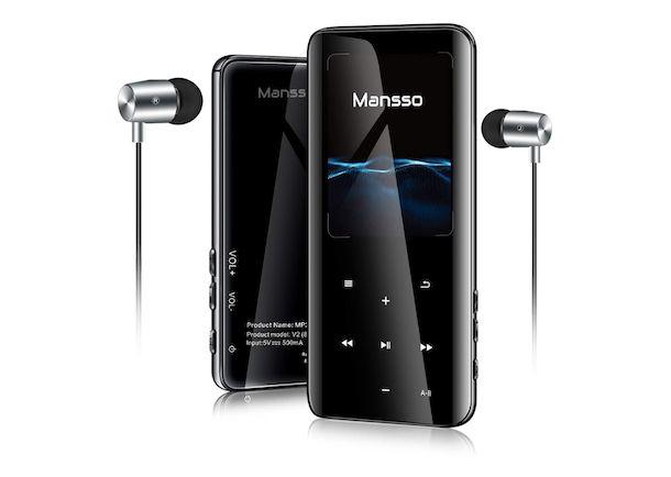 Lettore MP3 MANSSO