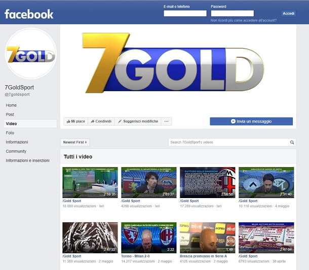 7gold facebook