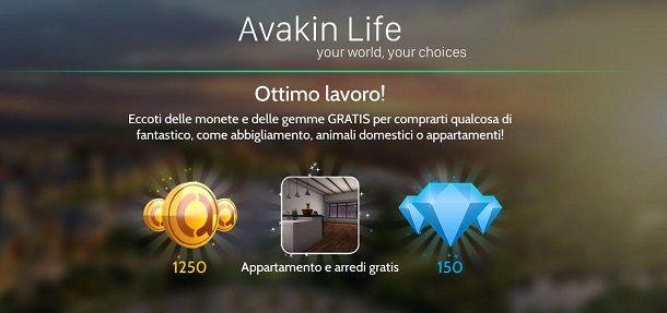 Avacoins gratis Avakin Life