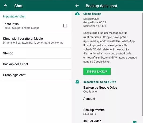 Backup WhatsApp Huawei