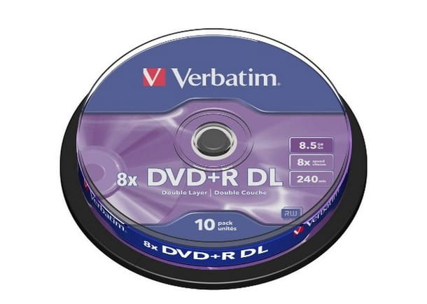 Usare DVD Dual-layer