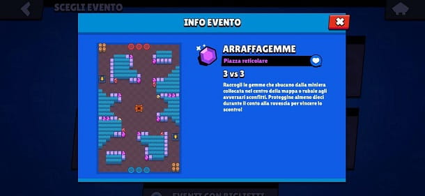 Evento Brawl Stars