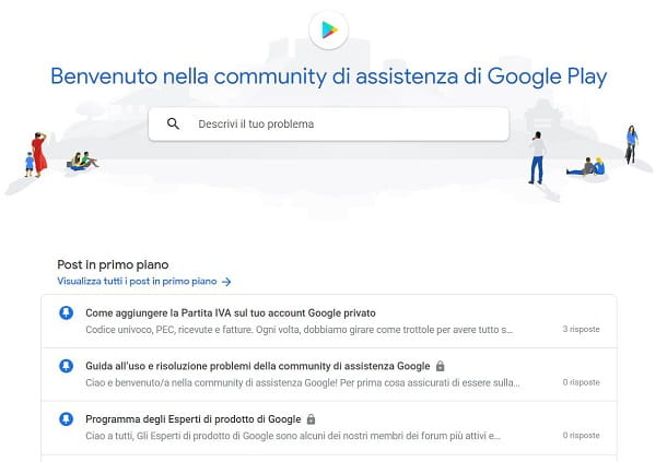 Forum Google Play
