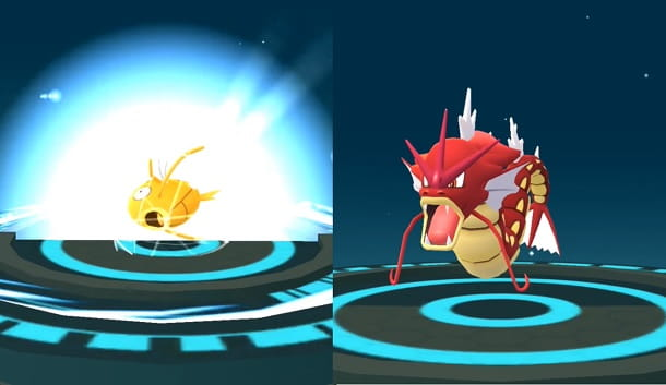 Gyarados Shiny Pokemon Go