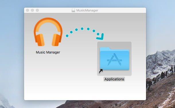 Music Manager macOS