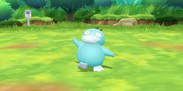 Psyduck Shiny Pokemon Lets Go