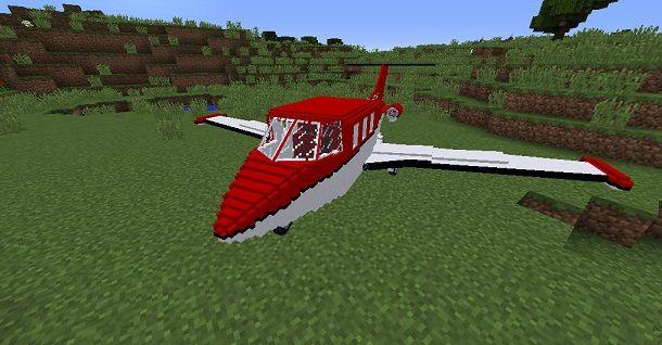Aereo Minecraft mod