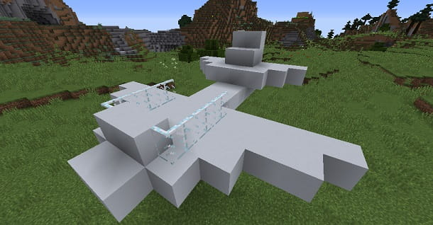 Aereo Minecraft