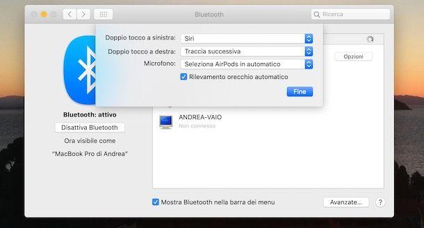 AirPods Mac