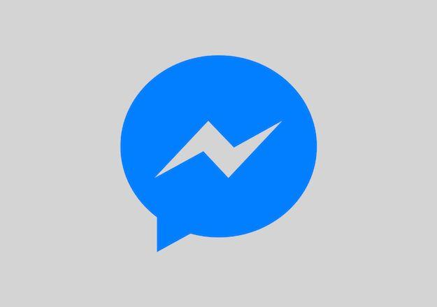 Icona di Facebook Messenger