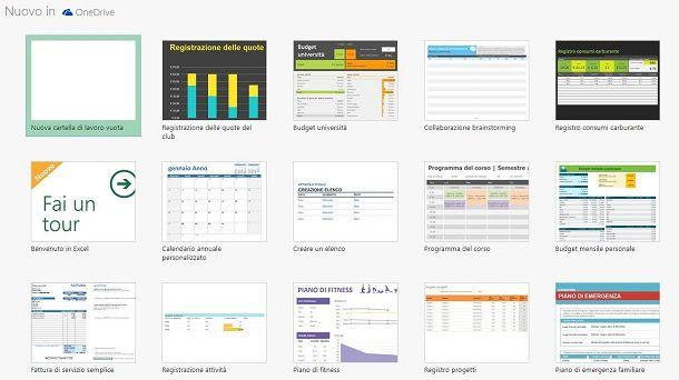 Calendario automatico Excel web