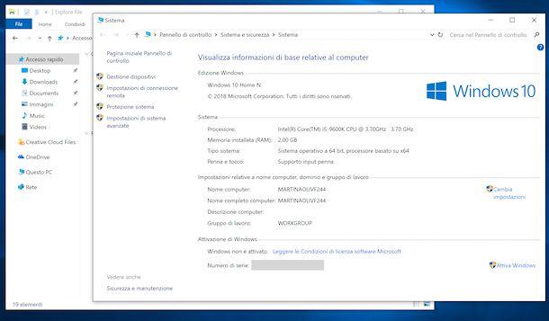Esplora File Windows 10
