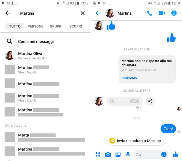 App Messenger Android