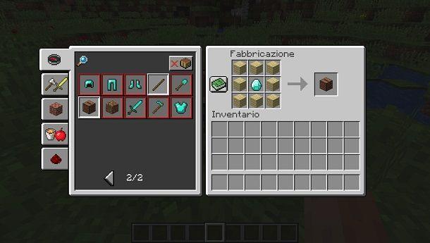 Giradischi Minecraft