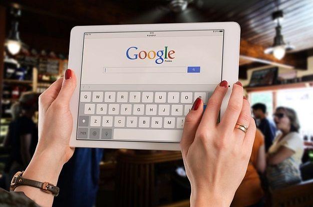Come cercare su Google