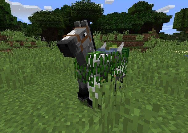Horse tweaks mod Minecraft