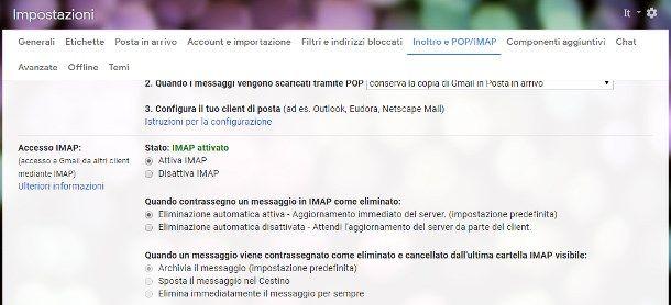 Come funziona Gmail su PC
