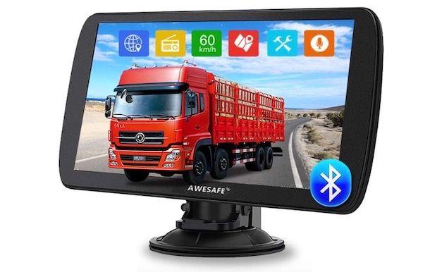 AWESAFE GPS per camion