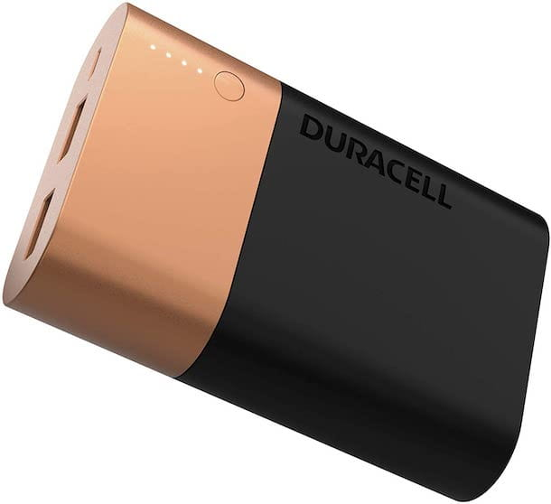 Duracell Power Bank 10.050 mAh