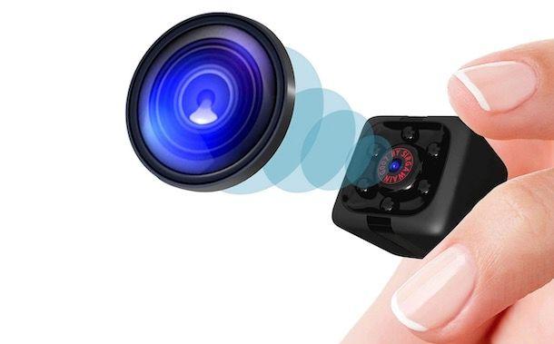 Mini telecamera spia Cyber Power