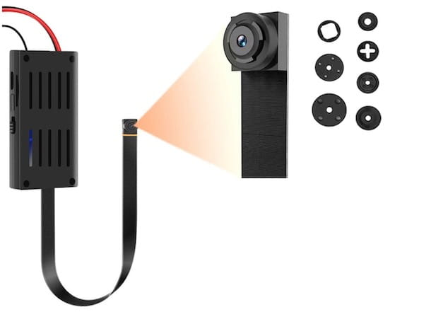 Microcamera spia Igzyz