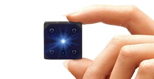Peecla Mini Videocamera