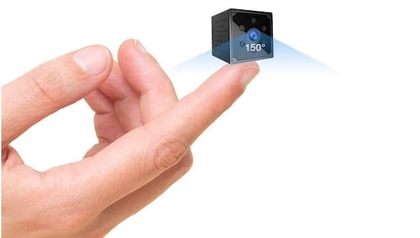 Microcamera spia AOBO 4K