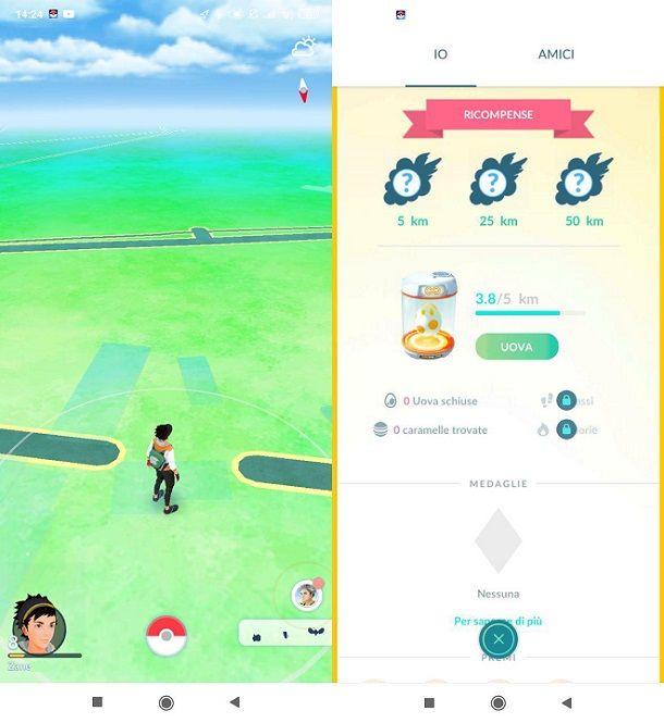 Giocare a Pokémon GO sui mezzi pubblici