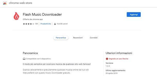 Flash Music Downloader