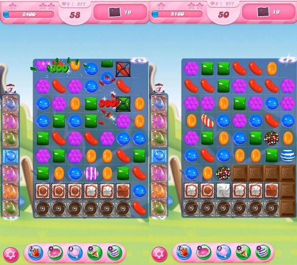 Livello 277 Candy Crush Saga